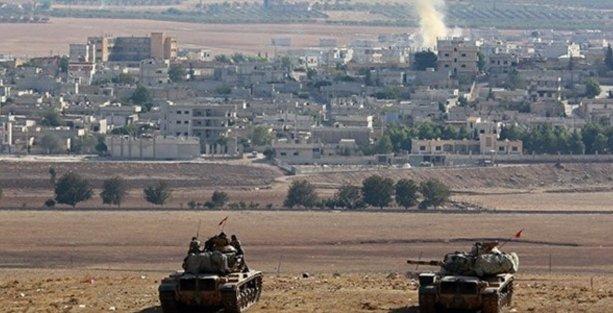 Asker angajman gereği IŞİD'e siren çaldı!