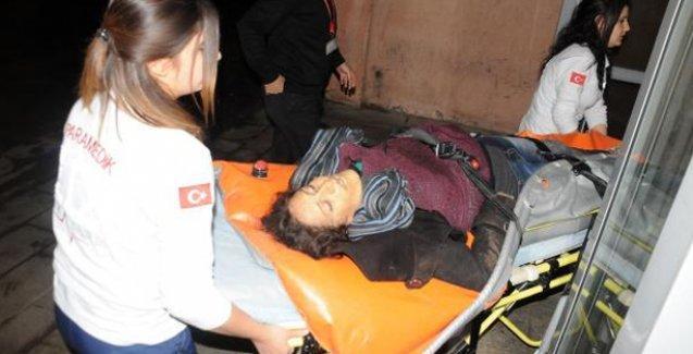Askerler sınırı geçmeye çalışan Rojavalı kadını vurdu