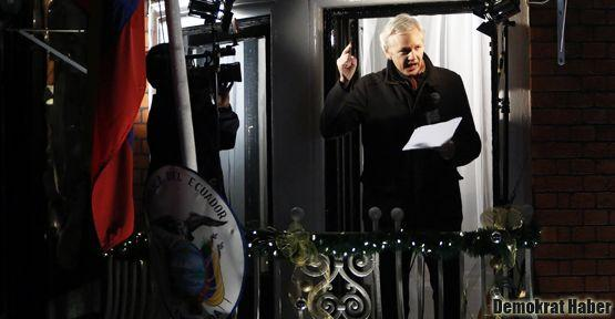 Assange 1 milyon dosya açıklayacak