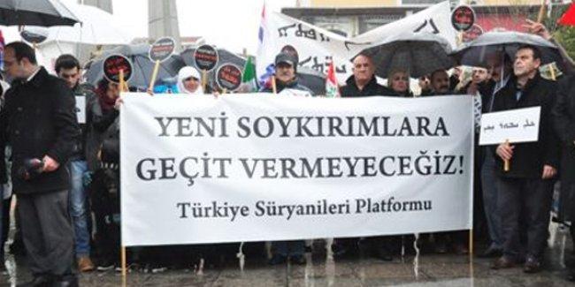 Asuri, Süryani ve Keldaniler İstanbul'da ortak platform oluşturdu