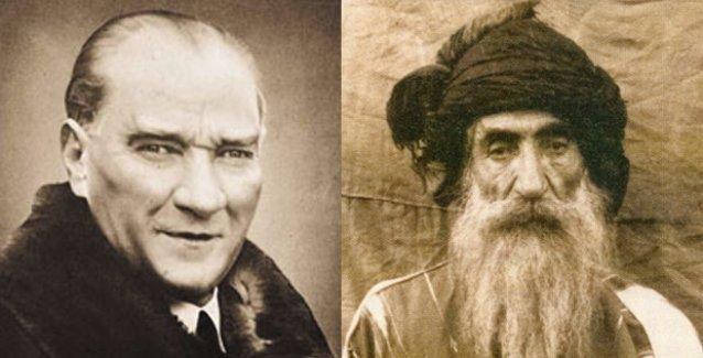Yeni Şafak, Atatürk'le Seyit Rıza'nın görüşmesine ilişkin bir 'belge' yayınladı