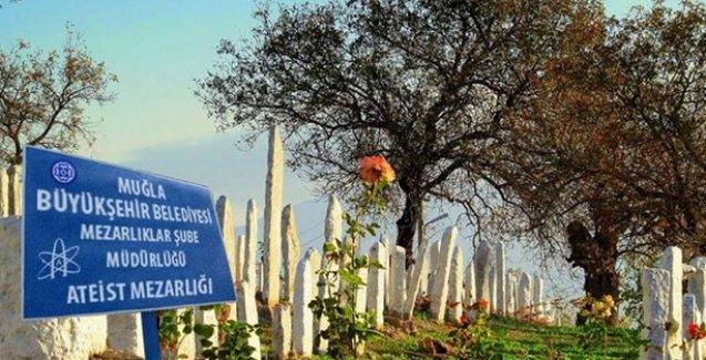 Ateizm Derneği'nden 'ateist mezarlığı' için kampanya