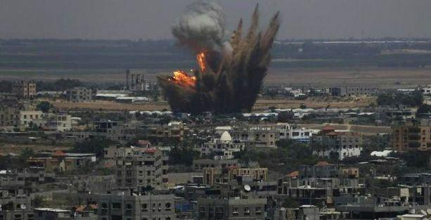 Ateşkes roket saldırısıyla başladı