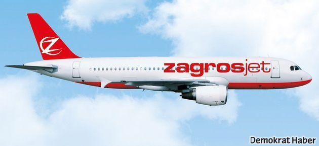 Atlasjet ilk Kürt havayolu şirketi Zagrosjet'e ortak oldu