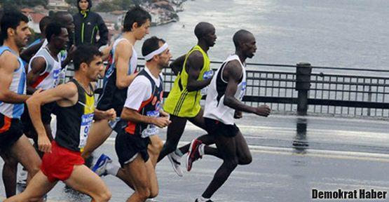 Avrasya Maratonu'nda 1 sporcu öldü