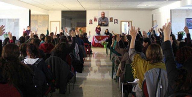 Avrupa'daki kadın örgütleri: Oylar kadın özgürlükçü partiye! Oylar HDP'ye