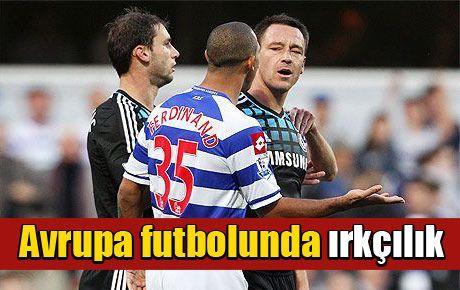 Avrupa futbolunda ırkçılık