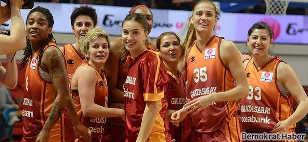Avrupa'nın en büyüğü Galatasaray