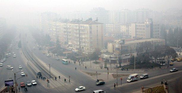 Avrupa'nın en kirli havasını soluyoruz!