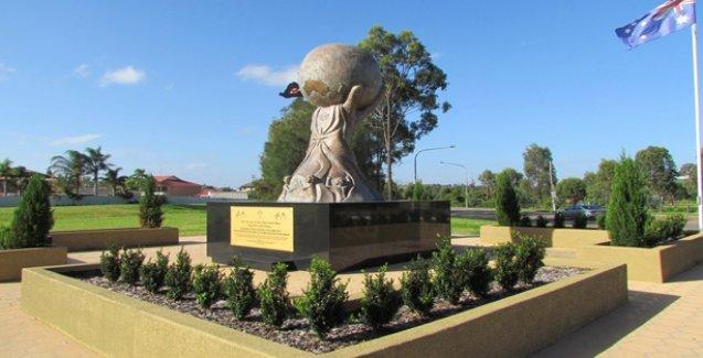 Avustralya'daki Seyfo anıtına ırkçı saldırı