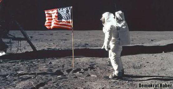 Ay'a ilk ayak basan insan öldü