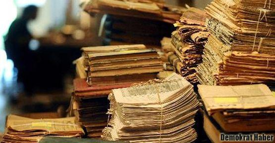 Aya Triada'nın eşsiz kütüphanesi