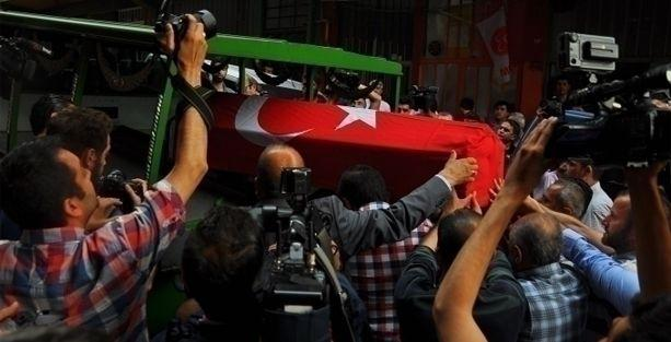 Ayhan Yılmaz'ın cenazesi toprağa verildi