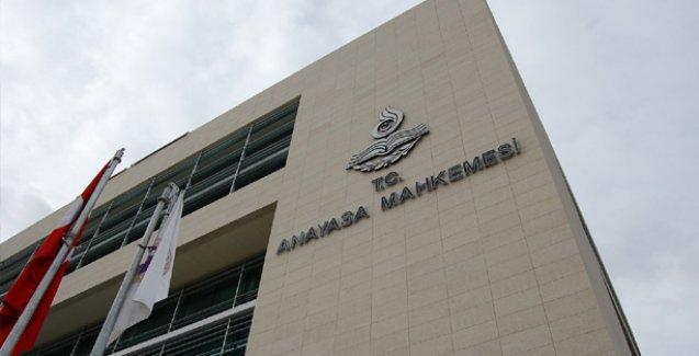 AYM, İçgüvenlik Paketi ve Cumhurbaşkanlığı örtülü ödeneği iptal başvurusunu kabul etti