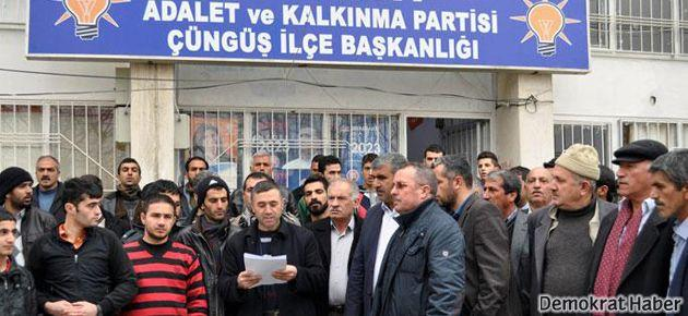 Aynı AKP'li belediyede 300 yeni istifa daha