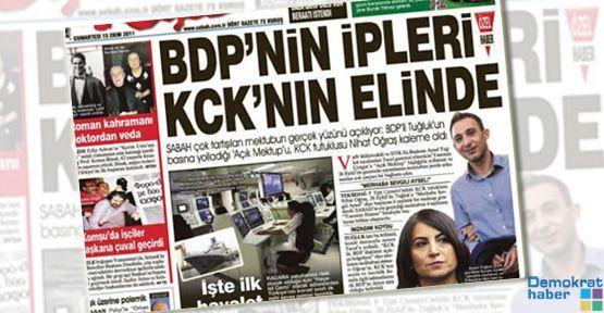 Aysel Tuğluk yazdı: Bir gazete ve BDP-KCK ilişkisi
