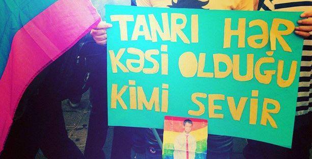 Azerbaycan Cumhurbaşkanı: Söylediğiniz 'o insanlarla' sorunumuz yok!