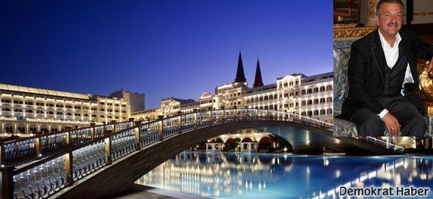 Azeri işadamının oteline hazine arazisi teminat gösterilmiş