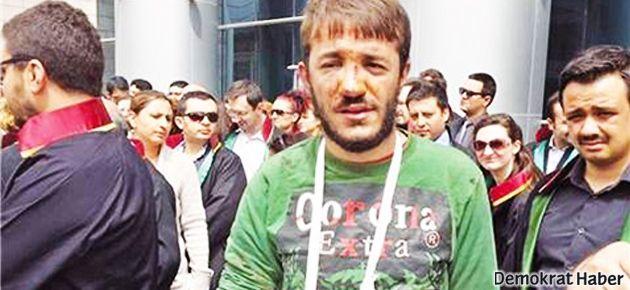 Bagajdaki Gezi işkencesine teşhis