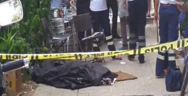 Kadıköy'de kanlı tartışma: 1 ölü