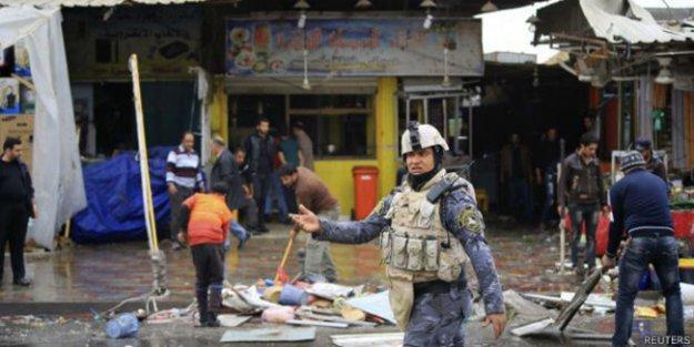 Bağdat'ta bombalı saldırılarda en az 30 kişi öldü