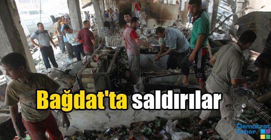 Bağdat'ta saldırılar