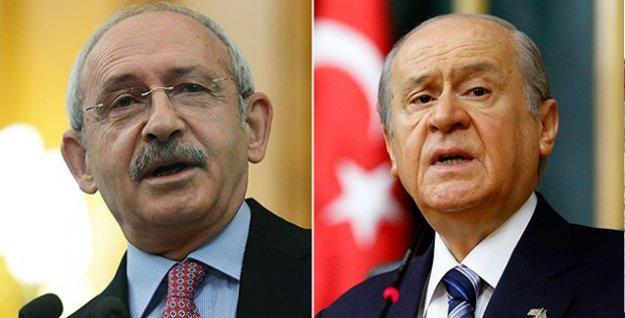 Bahçeli'den Kılıçdaroğlu'nun 'başbakanlık' teklifine yanıt