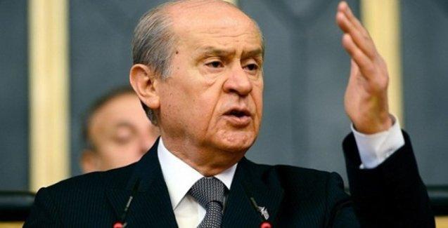 Bahçeli HDP'ye saldırıyla ilgili konuştu: Olayın failleri MHP'liler dışında aranmalı