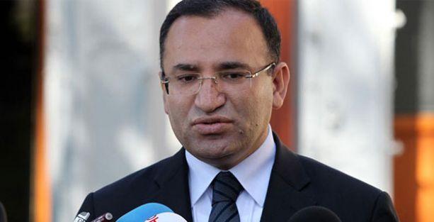 Bakan Bozdağ: 'Zekeriya Öz savcılık vasfını yitirdi'