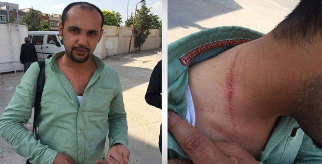 Bakan Şimşek'in korumalarından, seçimde görevli avukata saldırı!