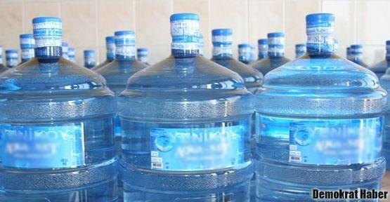 Bakanlık sağlığa zararlı su markalarını açıkladı