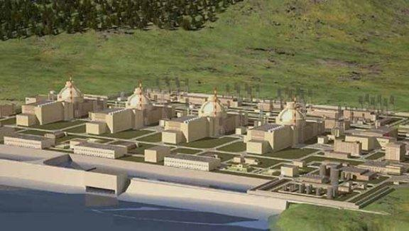 Bakanlık Uluslararası Atom Enerjisi Ajansı'nın Akkuyu raporunu mahkemeye vermeyi reddetmiş