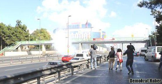 Bakırköy Cezaevi yakınında ses bombası patladı