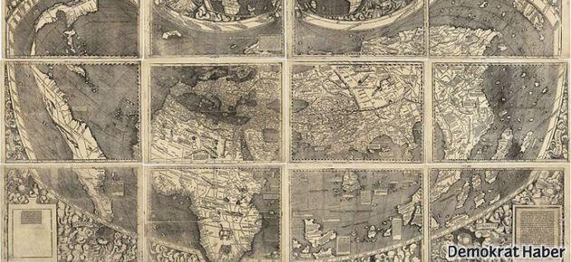 Baktığınız tüm haritalar yanlış!