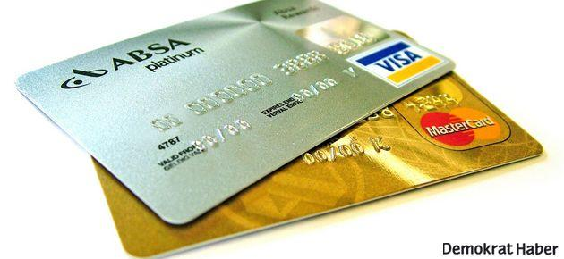 Bankaların kredi kartları üzerindeki oyunları