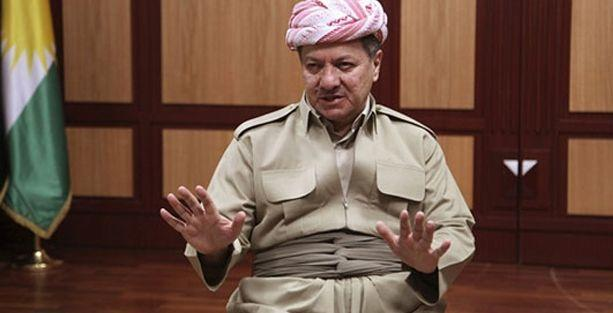 Barzani: Artık Kürt halkının geleceğini tayin etme zamanı geldi