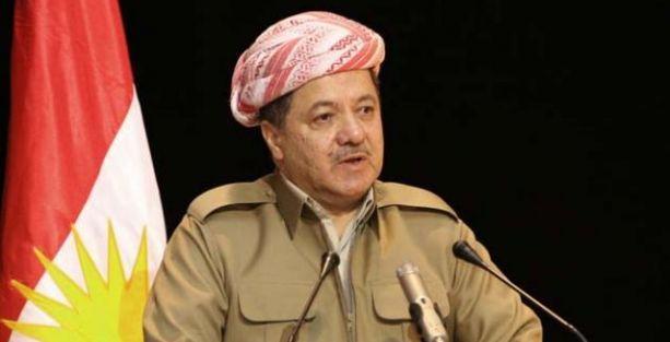 Barzani: Kerkük'ten çıkmayacağız