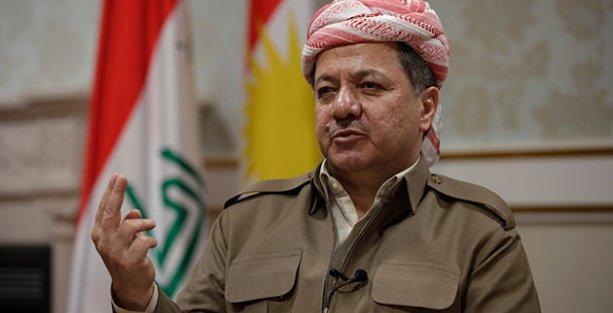 Barzani: Türkiye peşmergeye silah gönderdi