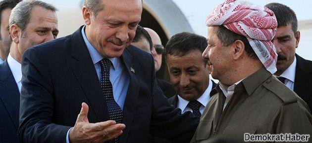 Barzani'yi Diyarbakır'a getirerek seçim kazanmak mı istiyor?