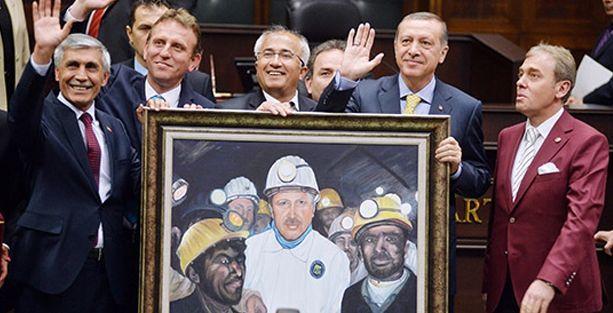 Başbakan ak, diğerleri kara