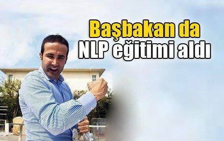 Başbakan da NLP eğitimi aldı