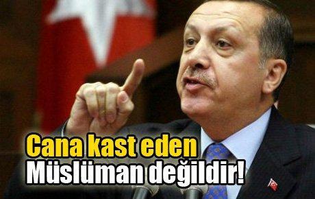 Başbakan Erdoğan, Batman'da Hizbullah'ı uyardı...