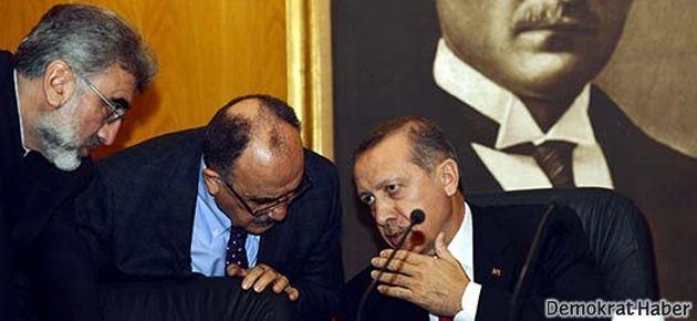 Başbakan Erdoğan'ın mikrofonu açık kalınca…