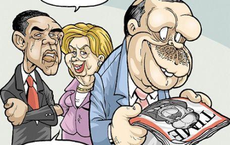 Başbakan Time'dan sonra Gırgır'ın kapağında