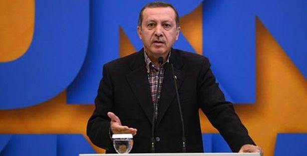 Başbakan,Feyzioğlu'nu Berkin ve Burakcan üzerinden eleştirdi