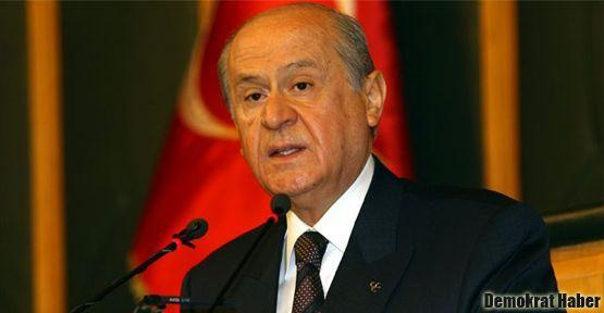 Başbakan'ın attığı ipi MHP tuttu