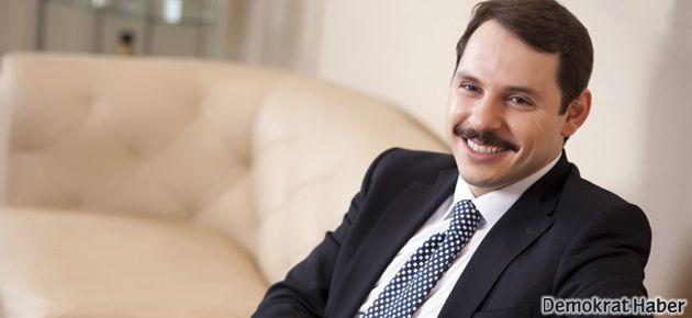 Başbakan'ın damadı Çalık Holding'ten istifa etti