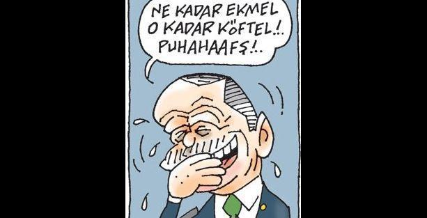Başbakan'ın gözünden Ekmeleddin İhsanoğlu