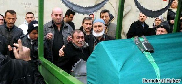 Okmeydanı'nda vurulan gencin cenazesi adli tıpta