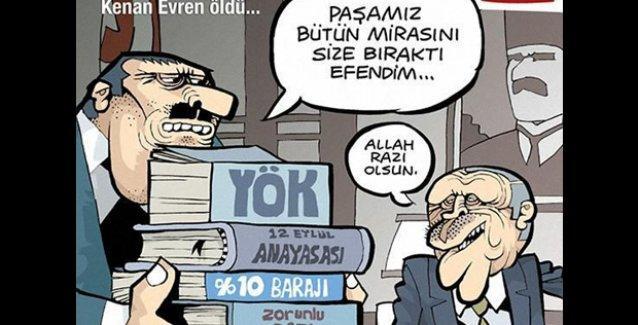 Baskın Oran: Erdoğan'ın 'manevi babası' da 1983'te kendini meydanlara vurmuştu